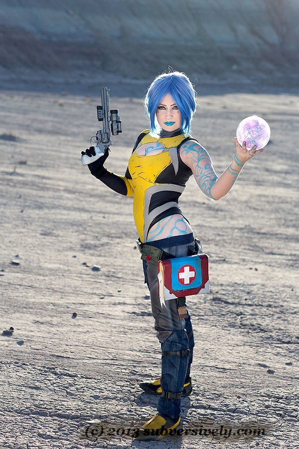 Maya Borderlands 2 par Windofthestars