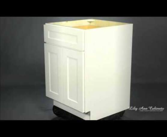 lily ann cabinets feature dovetail assembly and removeable shelves. 10x10 RTA White kitchen cabinets Discount White Shaker Elite Kitchen