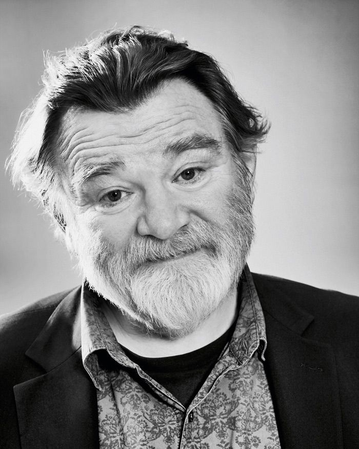 Brendan Gleeson (1955) - Irish actor. Photo © Alfred Steffen