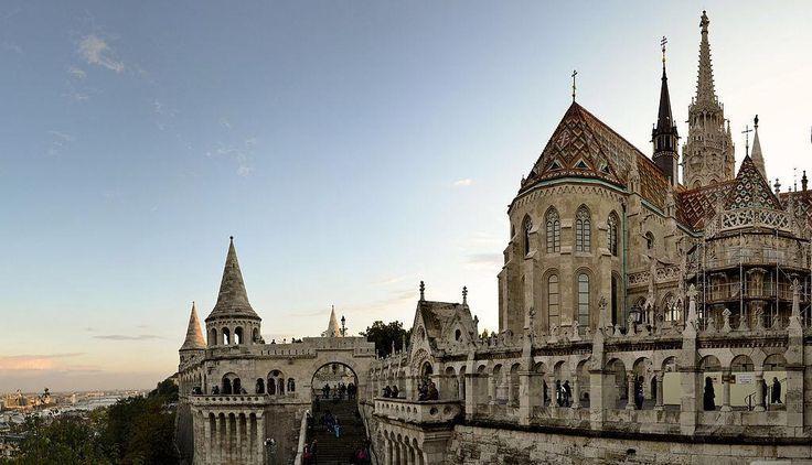 Ciudades más hermosas del mundo. #Budapest #Hungria