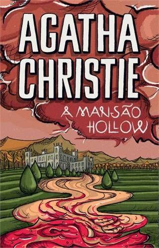 Nova Fronteira divulga novas capas para os livros de Agatha Christie | Font in use: Sheldon