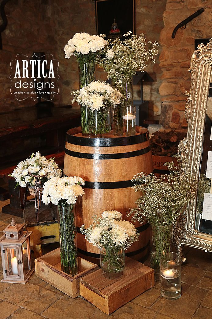 rustic wedding wwwarticadesignscoza - Artica Designs