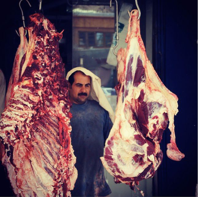 TURKEY. Butcher. 2014. ТУРЦИЯ. Мясник. 2014.