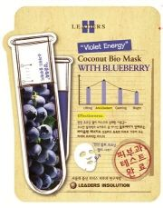 INSOLUTION Coconut Bio Mask With Blueberry