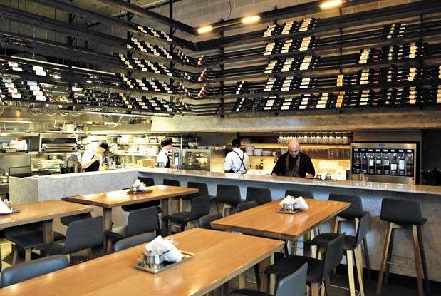 Joanne Kates reviews Bar Buca