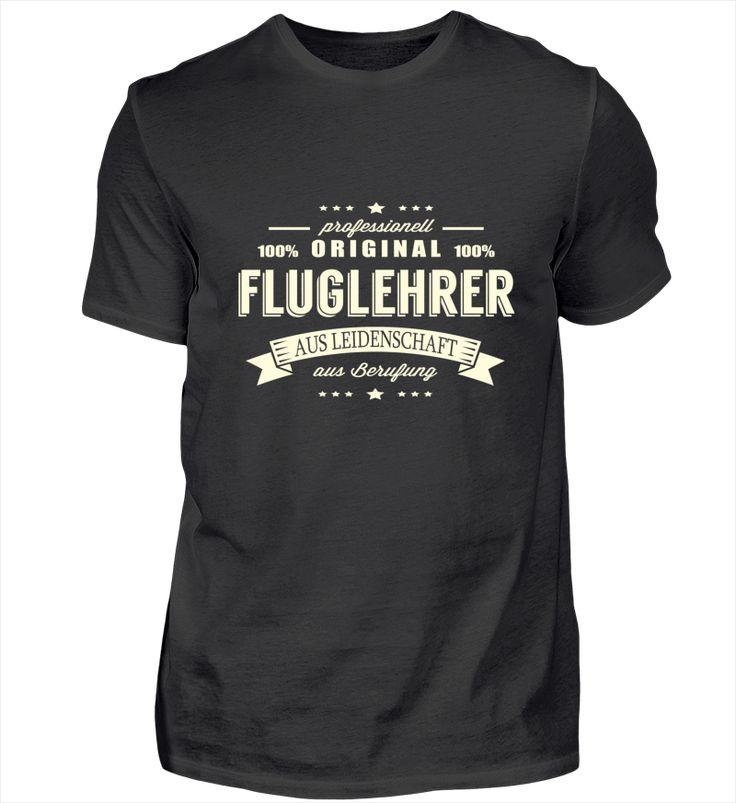 Fluglehrer aus Leidenschaft