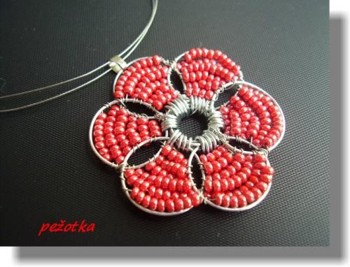 210 best Handmade Pendants images on Pinterest | Wire jewelry, Wire ...