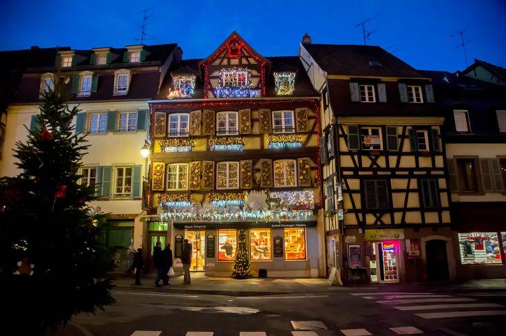 Christmas decor in Colmar #Colmar #Alsace #France #Noël #Christmas #Weihnachten #travel #voyage #Reise #Zauber #magie #magic #décoration #decoration #Ausschmückung