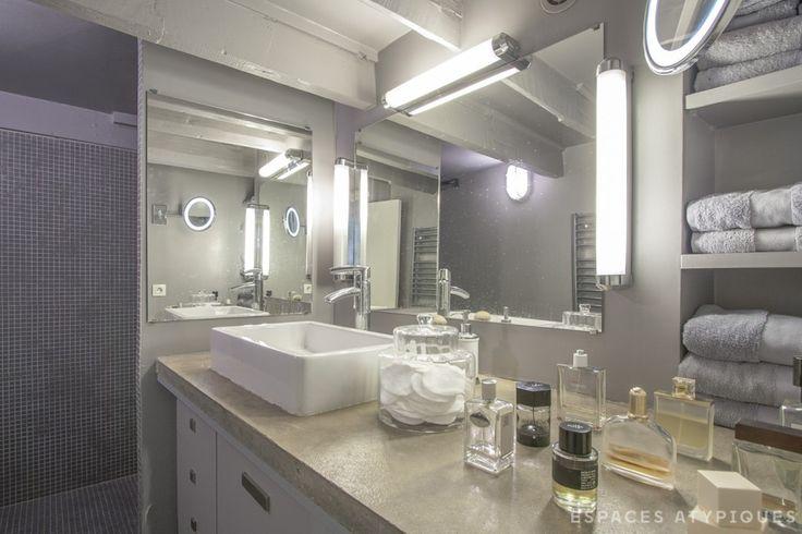 Le-Kremlin-Bicêtre : Duplex mansardé au dernier étage - Agence EA Paris