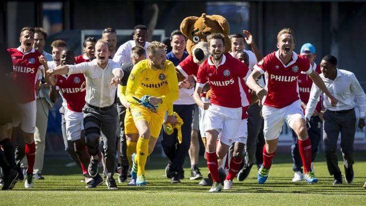 PSV'ers juichen te vroeg, maar krijgen toch gelijk | NOS