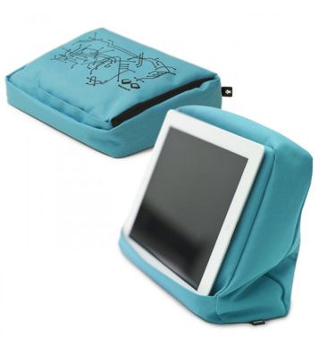 Подушка-подставка для планшета Hitech - Blue