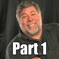 NetAppVoice: Steve Wozniak: Apple, Cloud, Flash, Luck, And Open Doors