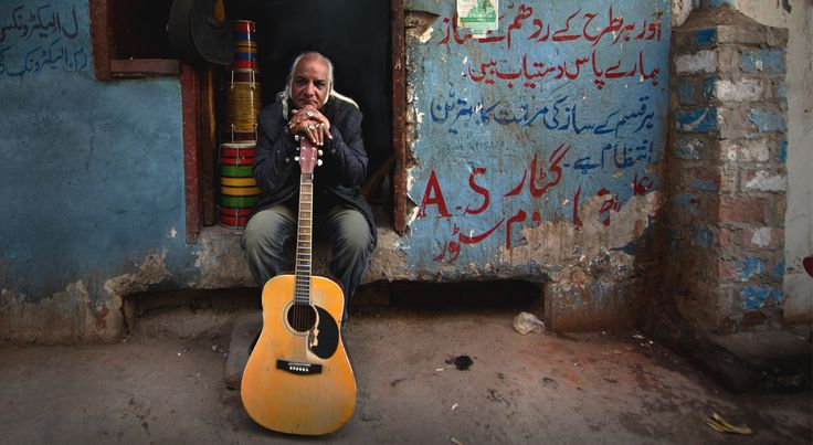 Song of Lahore / Pieśń Lahore, Pakistan, USA, 2015  dir.  Scharmeen Obaid-Chinoy  #lodz #pgnig #transatlantyk #festival