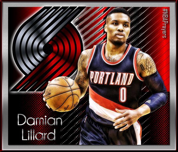 74 Best Images About Damian Lillard On Pinterest | Portland Trail Blazers Jersey And Basketball ...