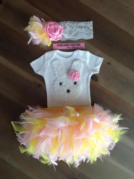 Little Bunny Foo Foo Couture!  Easter Bunny Outfit by BabicakesCouture on Etsy  www.etsy.com/shop/babicakescouture