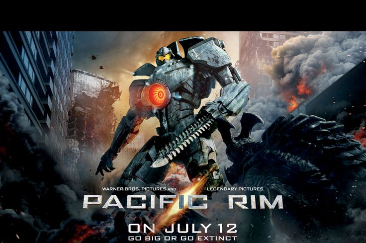 Pacific Rim- OMG the action was amazing!! Had a little too much narration for me but the cast was (Hot) and awesome. Again the action was the best part!! See it in IMaX! (TessYara)