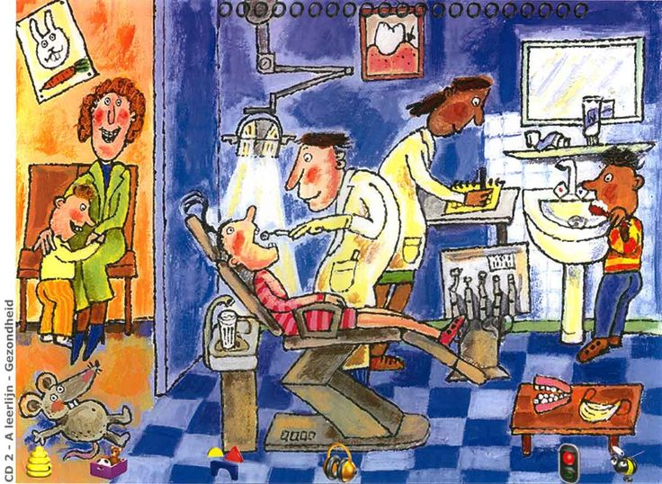 praatplaat tandarts