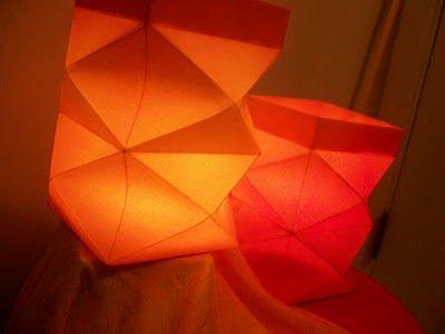 traditional Waldorf paper lantern tutorial