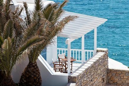 Santa Marina Resort and Villas - Mykonos, Greece, Europe - Luxury Hotel Vacation from Classic Vacations