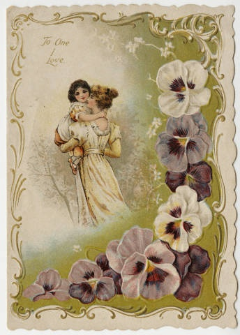 To One I Love :: Archives & Special Collections Digital Images :: circa 1901-1906