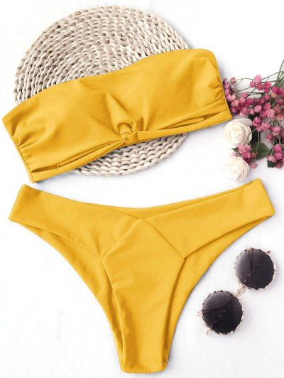 GET $50 NOW | Join Zaful: Get YOUR $50 NOW!http://m.zaful.com/knot-padded-bandeau-bikini-set-p_293598.html?seid=m7auv6524n6chteafm1gd0f7f3zf293598