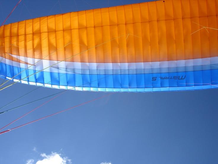 Swing Mistral 5, my glider since 2009