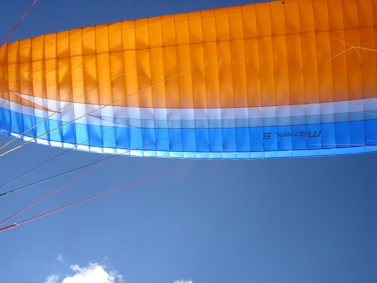 Swing Mistral 5, my glider since 2009