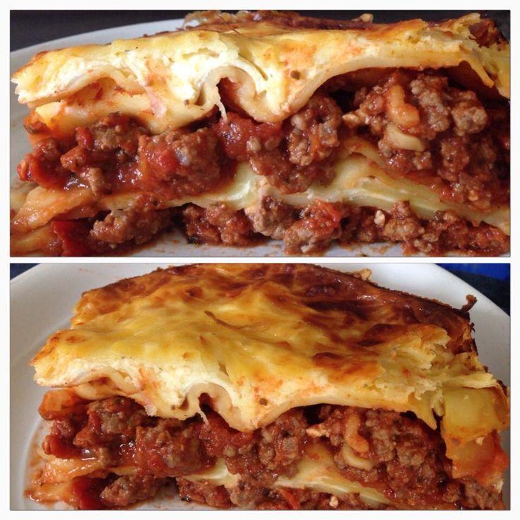 Lasagna #slimmingworld