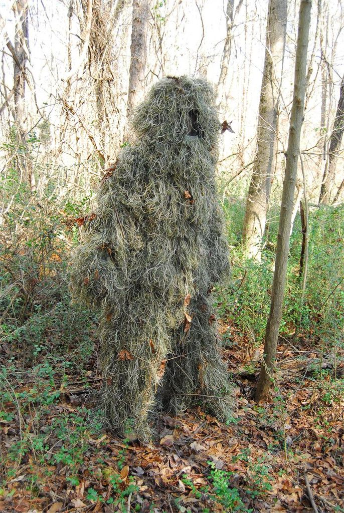 10 Ideas About Ghillie Suit On Pinterest Sniper Gear