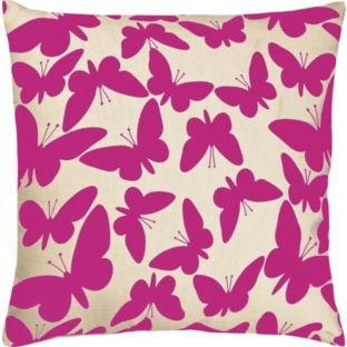 Butterfly BHS cushion