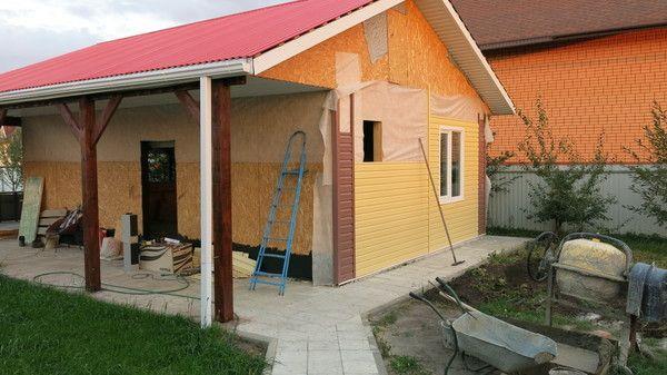 Как построить дом одному человеку за год