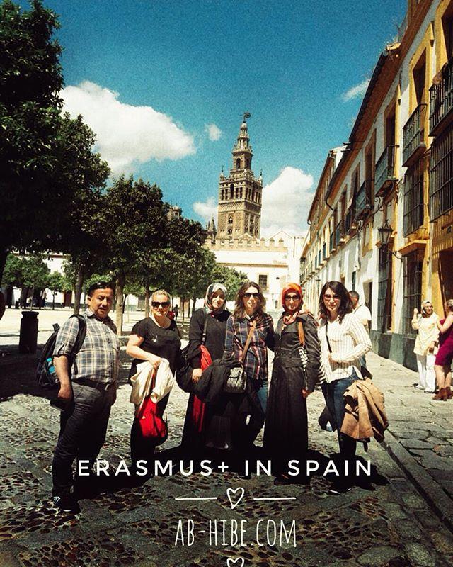Cultural Tours in Spain #erasmusplus #erasmusplus2016 #erasmus #erasmuslife…