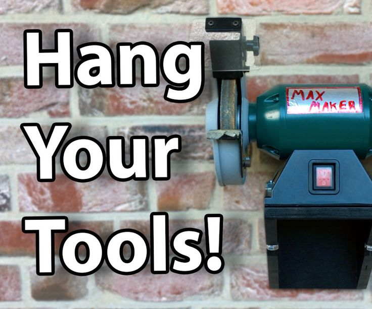 17 Best Ideas About Bench Grinder On Pinterest Diy Tools