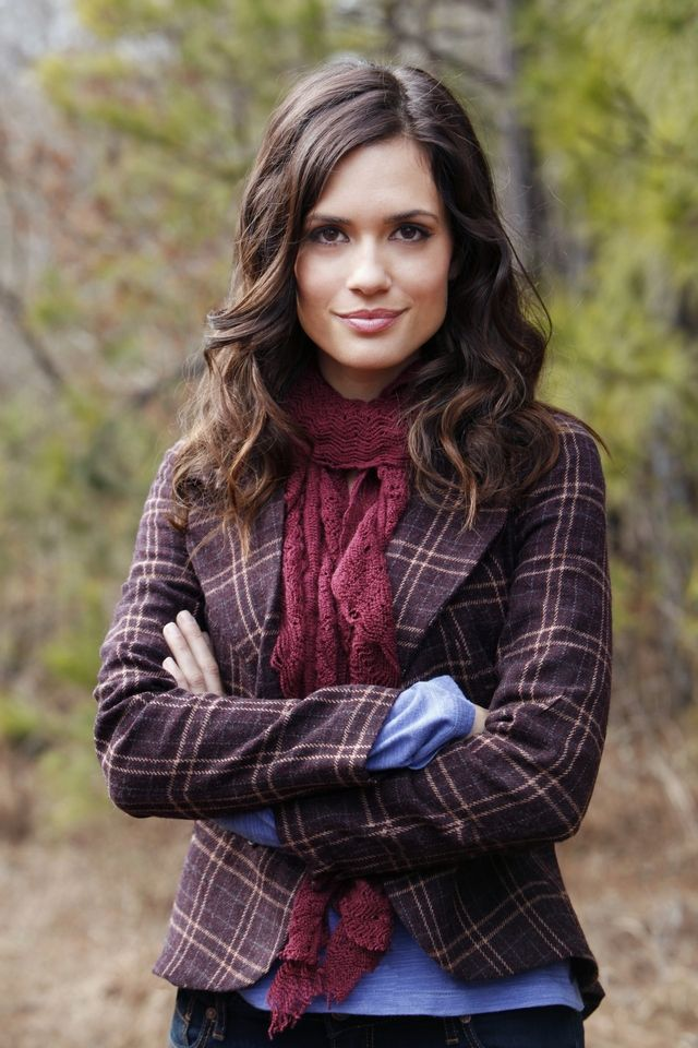 Torrey DeVitto as Melissa Hastings