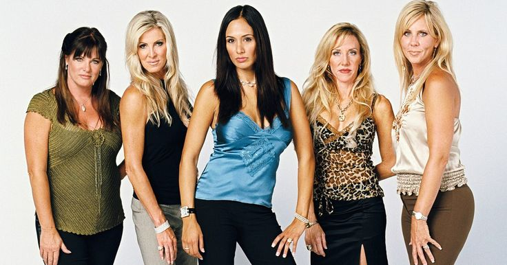 Real Housewives of Orange County 10th Anniversary: Original Cast Looks Back on Season 1