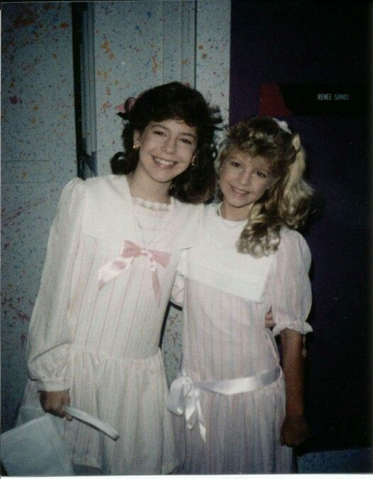 Renee and Stacy | Kids Incorporated | Pinterest