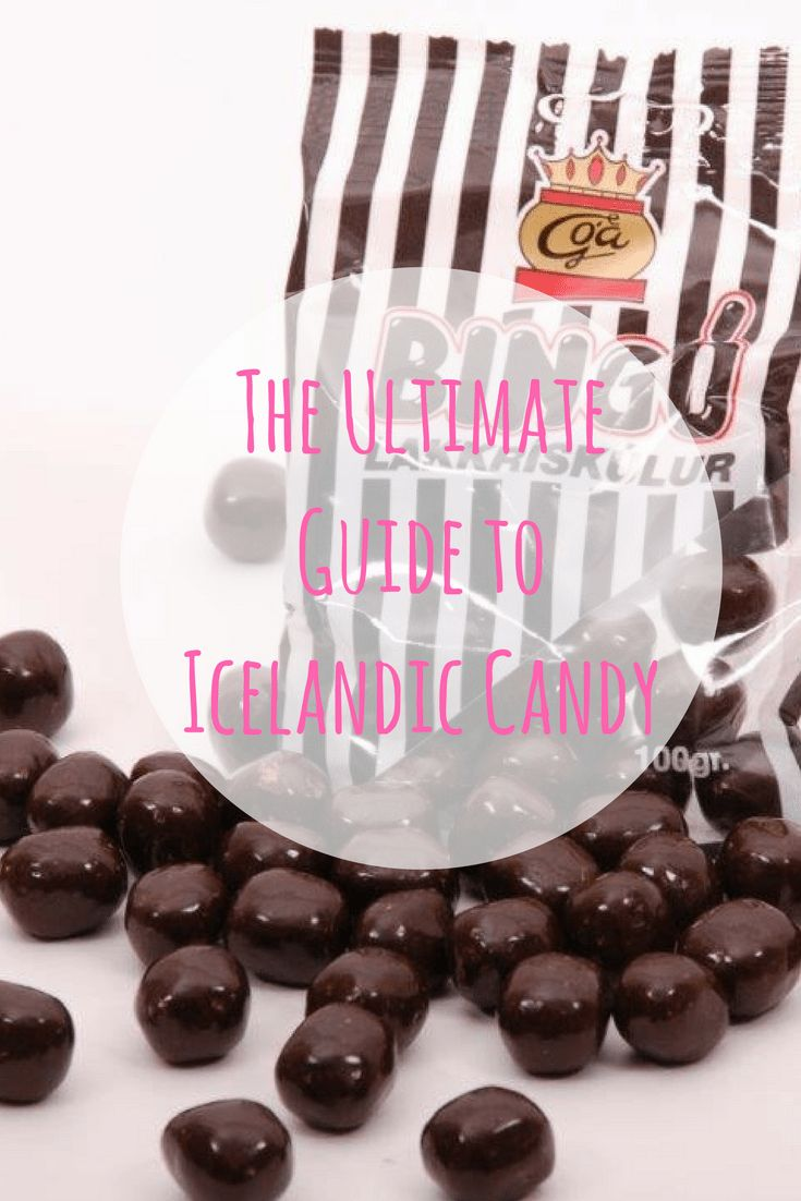 How is the candy in Iceland? Here is the ultimate guide!