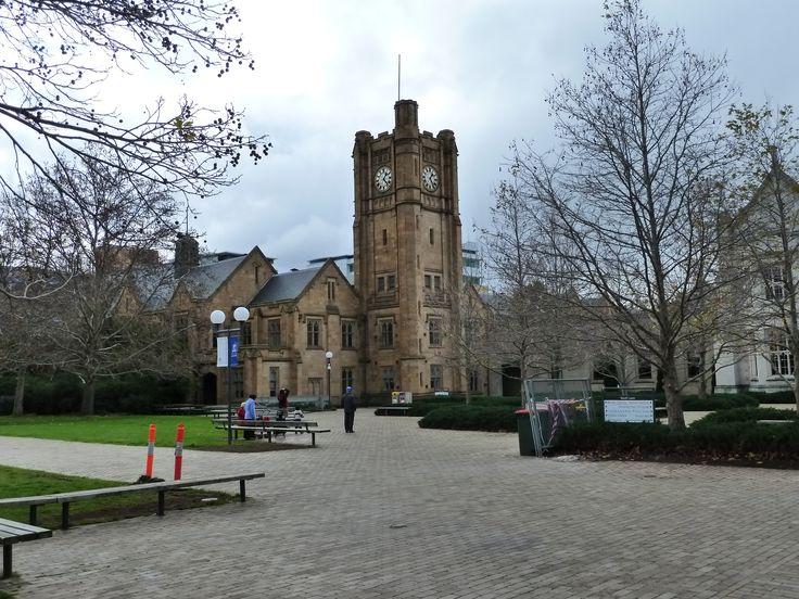 University of Melbourne - Wikipedia, the free encyclopedia
