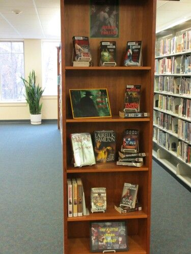 1000+ images about Library Displays on Pinterest