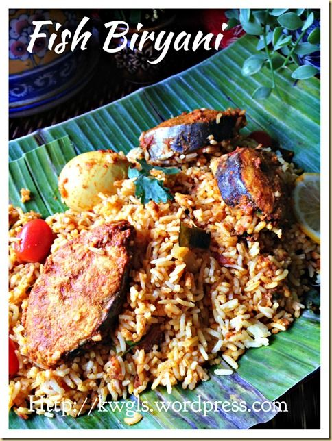 INTRODUCTION Both me and my wife love Nasi Biryani or Biryani rice. When we are not eating with kids, we will pack back nasi biryani from the nearby Indian Muslim or mama restaurants. I will pack c…