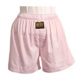 PINK RIBBON Breast Cancer Awareness Boxer Shorts by Lipo in a Box - PINK - S-M-L (Apparel)By Lipo in a Box