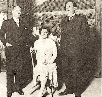 Antonio Machado and his brother Manuel..