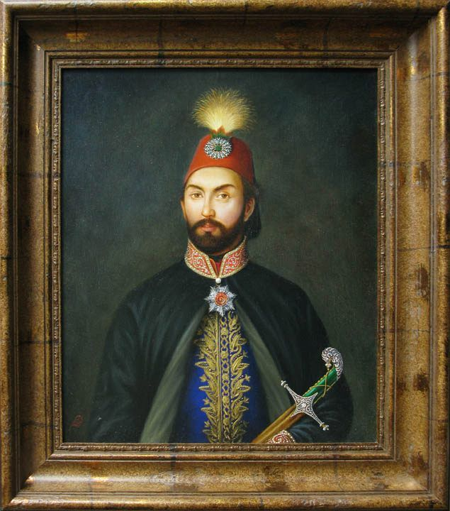 During the Irish Great Femine(Holocaust), Ottoman Sultan Abdülmecid declared his intention to send 10,000 sterling to Irish farmers but Queen Victoria requested that the Sultan send only 1,000 sterling, because she had sent only 2,000 sterling. The Sultan sent the 1,000 sterling but also secretly sent 3 ships full of food. The English courts tried to block the ships, but the food arrived at Drogheda harbour and was left there by Ottoman sailors