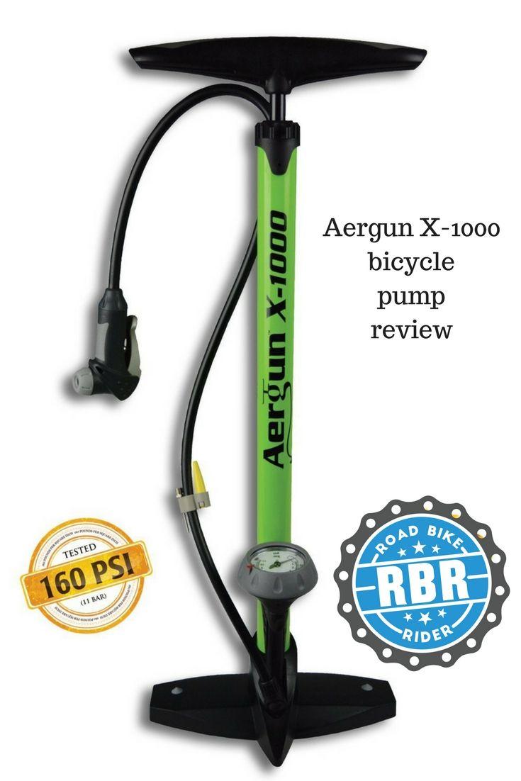 Aergun X 1000 Floor Pump Review Com Imagens