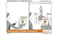 Come ridurre il gap tra E-commerce e store? – Blog ITTWEB – CRM | Progettazione software | centralini VoIP | siti e-commerce – IT&T e ITTWEB software house – Durante il viaggio all'interno della ricerca condotta da eBay Enterprise User Research iniziato due settimane fa… abbiamo ben compreso come sia necessario ridurre il gap tra online e in-store. Al giorno d'oggi è ormai quasi indispensabile che l'utente possa usufruire di un'esperienza coordinata... #ecommerce #offline #oline
