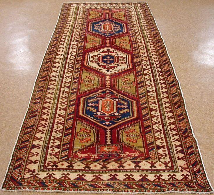 5 X 6 Vintage Kazak Persian Oriental Wool Hand Knotted: 1000+ Ideas About Oriental Rugs On Pinterest