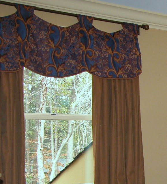 best valance styles for kitchens baths and bedrooms