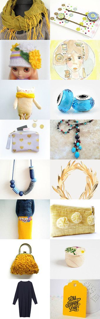 Early Spring Finds by ArtMii