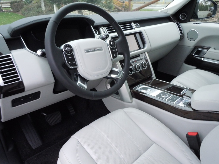 17 Best Ideas About Range Rover Interior On Pinterest Range Rover Hse Land Rover Car And