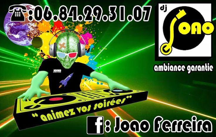 CARTE DE VISITE DJ JOAO 3